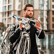 Miejsca postojowe dla rowerów