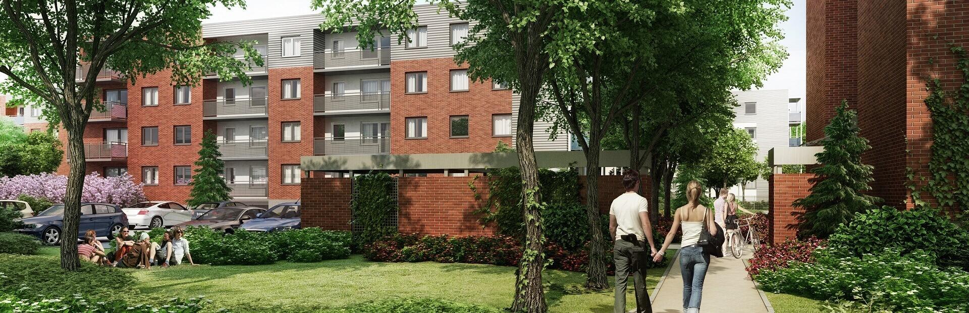 Najnowsze Nowe Mieszkania na Sprzedaż Biskupin i Sępolno - Apartamenty Nad TD47