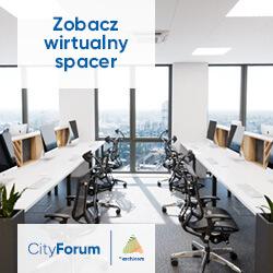 Wirtualny spacer po City Forum